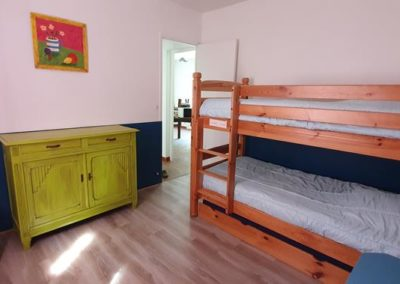 Gîte La Sitelle Chambre d'enfant location