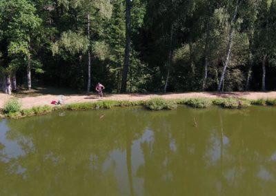 Location de gîte avec pêche gratuite