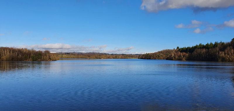 Plan d'eau de Mialet pour pêcheur Périgord