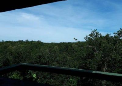 Vue de la Palombière du Domaine du Grand Roc