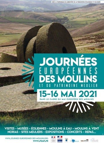 Journée européennes des moulins et du patrimoine meulier
